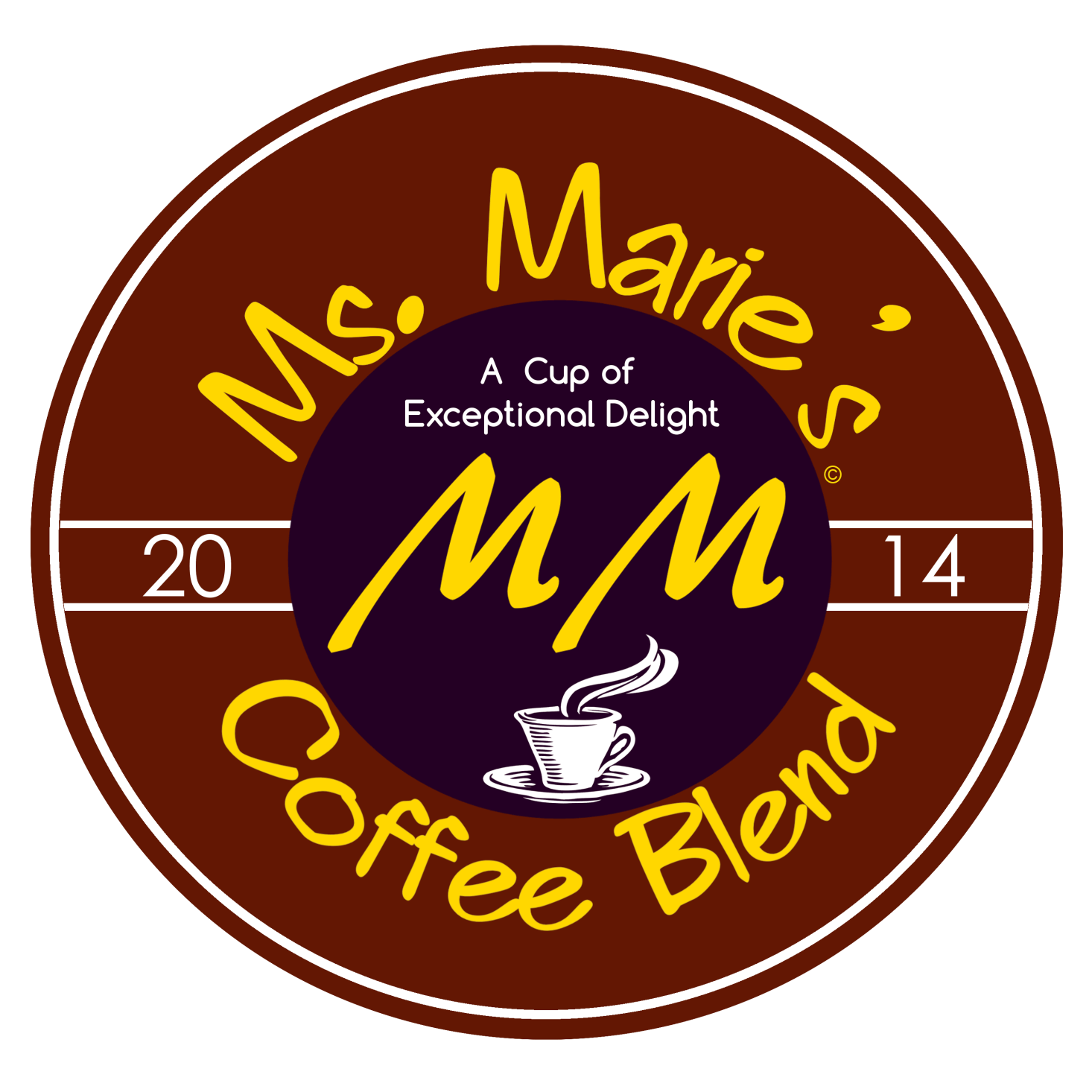 Ms. Marie's Coffee Blend